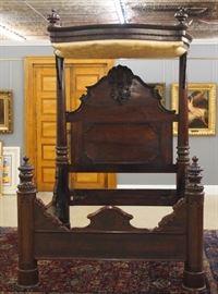 Meeks Rosewood Tester bed