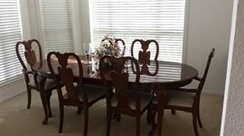 Universal Dining Table and Chairs