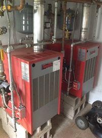 2010 boilers