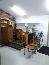 Various Furniture and Items