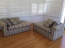 French provencal sofas $ 250 each or best offer