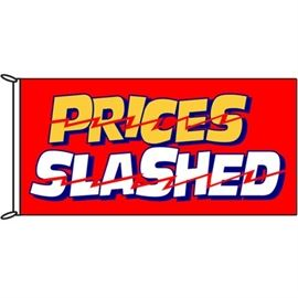 price slashed