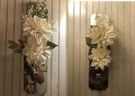 wood 2 floral
