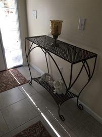 Metal Sofa Table