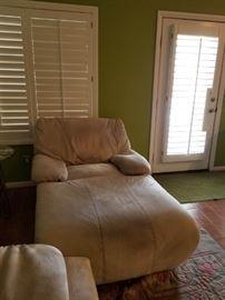 Matching lounger