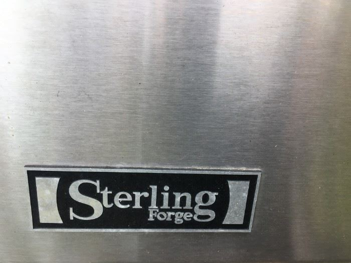 Sterling Forge Gas Grill
