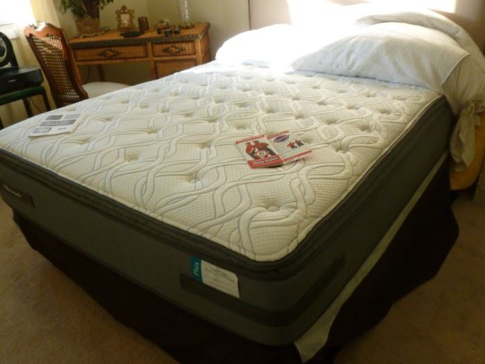 Like new Queen Size Mattress Set
