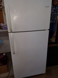 Frigidaire Refrigerator...in very good condition. $150. Pre-Sale on this item. Call if interested.