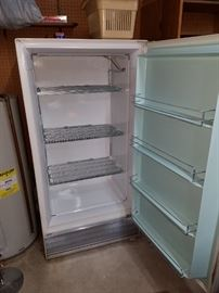 Frigidaire Freeze Upright - In good condition - Pre-Sale on this item...$125. Call if interested.