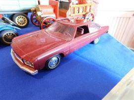 1975 Chevy Dealer Promo Hubley