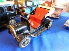 Vintage Friction Old Timer car