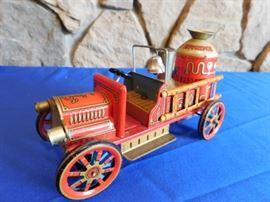 1912 Friction Firetruck