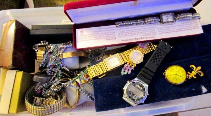 Dozens of watches