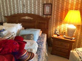 Solid Pine Bedroom set