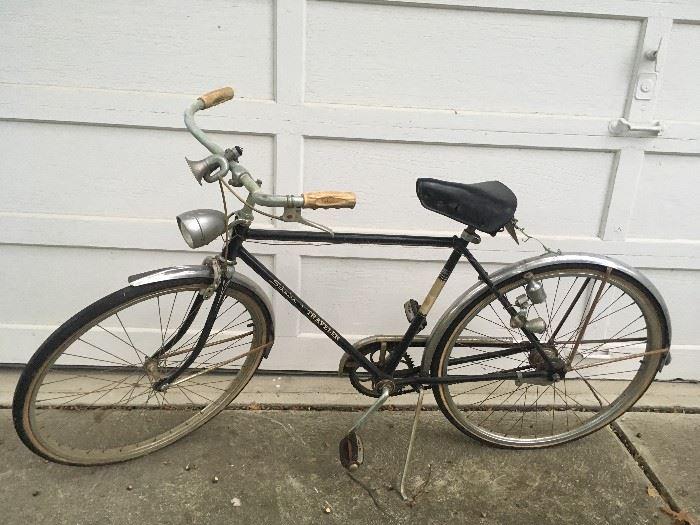 Schwinn Traveler Vintage Bike