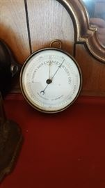 holosteric barometer Made in England