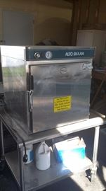 Alto Warming Oven - 120 v. , Great condition - $400.00  Cart separate - $100.00