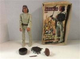 Vintage Geronimo by Marx Action Figure