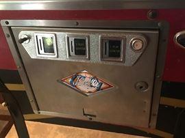 1980's Bally Flash Gordon Pinball Machine