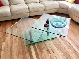 Maurice Villency  functional coffee table