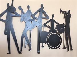 Metal Jazz Musicians