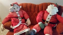 MR. AND MRS SANTA CLAUSE