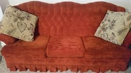 3 CUSHION SOFA GOOD CONDITION