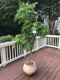 Tall Artificial Tree   https://ctbids.com/#!/description/share/46130