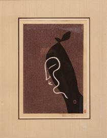 Contemporary Japanese print