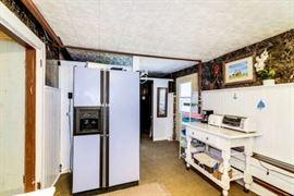 """Wooden kitchen island 24"""" wide"""