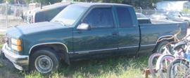 1998 GMC Sierra Truck