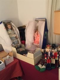 Misc Dolls, Christmas, Toys etc