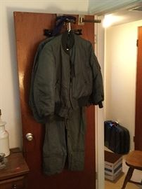 Vietnam Fighter Pilot Jackets and Coveralls