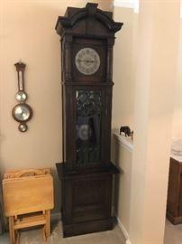 Antique Kienzle Grandfather Clock