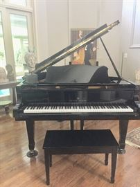Young Chang Baby Grand Piano....Beautiful!!