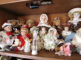 Dolls Dolls And more Dolls
