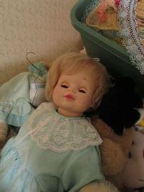 Cool vintage Dolls