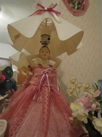 Lady Lamp