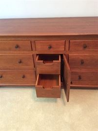 Amish Dresser