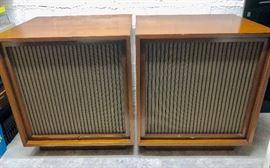 Bozak speakers