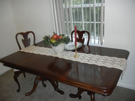 dining set by Kincaid