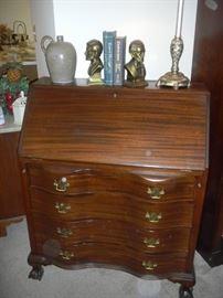 antique secretary/desk