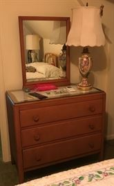 Stickley Dresser & Mirror