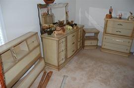 1950s bedroom set....vintage
