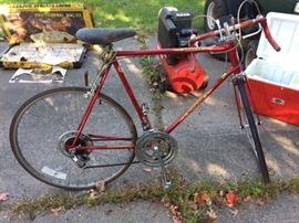 Schwinn Varsity Bike, Also Have a Girl's Varsity Bike.
