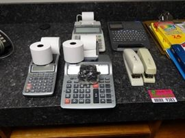 1 Office Supplies Lot