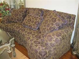 Beautiful well care for Italian Sofa