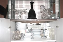 Dishware and Decanters
