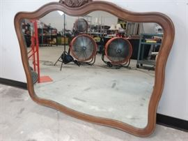 French Provincial Mirror by Drexel