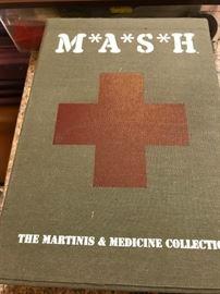 Mash DVD set
